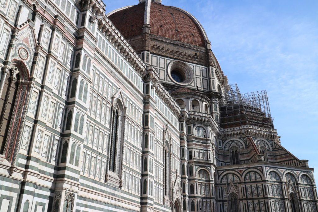 イタリア・フィレンツェ「サンタ・マリア・デル・フィオーレ大聖堂」