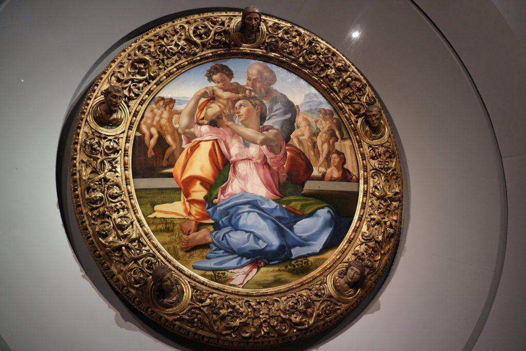 イタリア・フィレンツェ「ウフィツィ美術館」