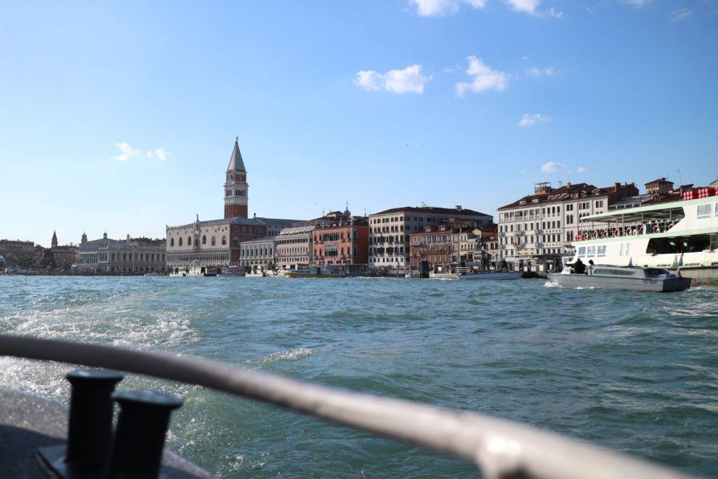イタリア・ヴェネツィア 水上バス