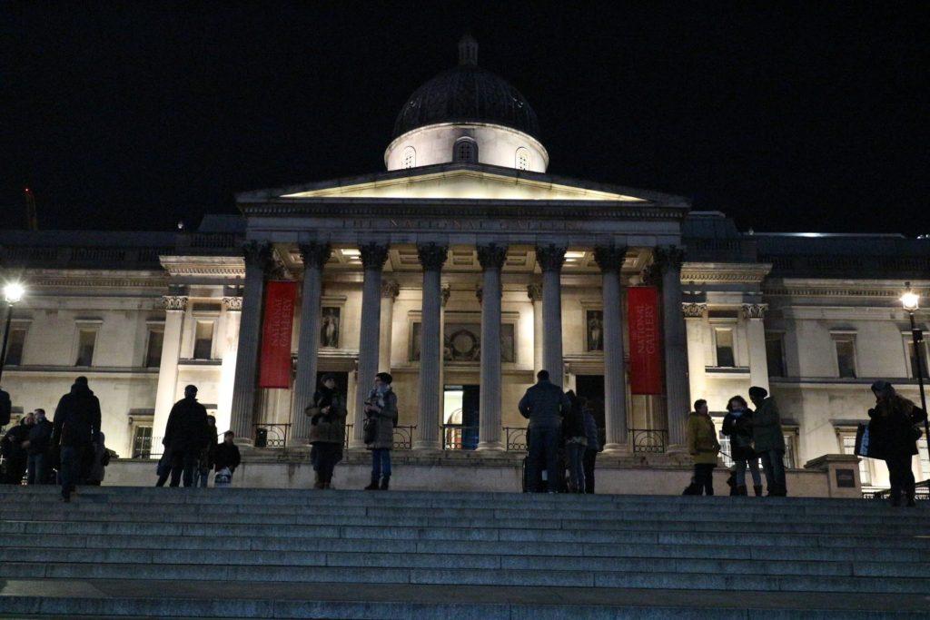 イギリス・ロンドン「ナショナルギャラリー」
