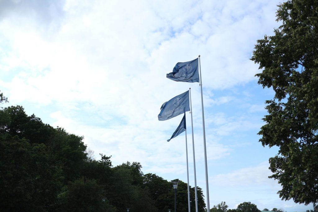 スウェーデン ストックホルム大学