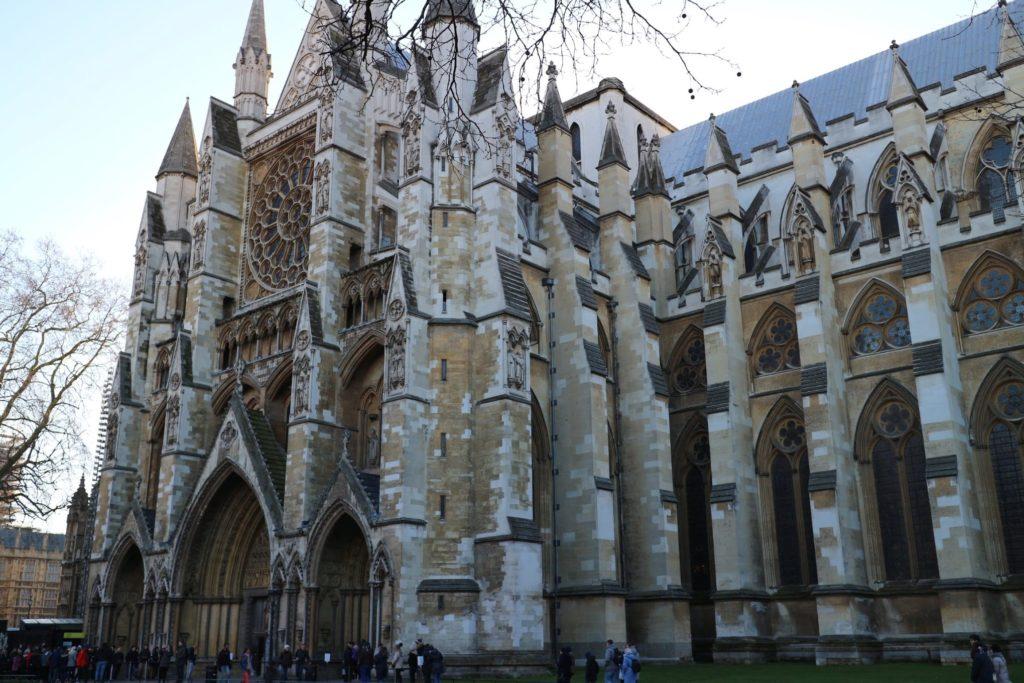 イギリス・ロンドン「ウェストミンスター大寺院」