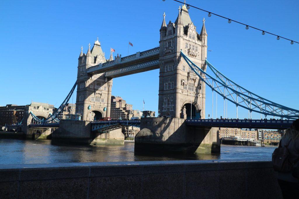 イギリス・ロンドン「タワーブリッジ」
