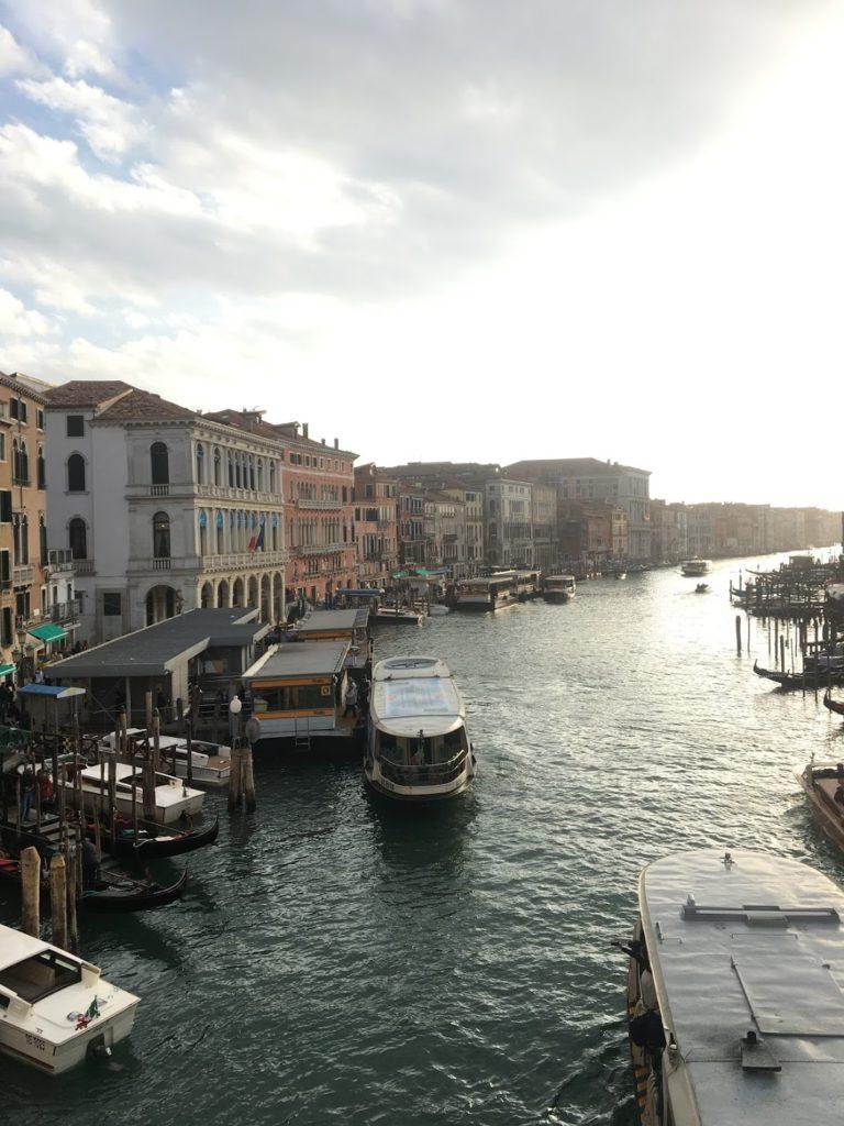 イタリア・ヴェネツィア「リアルト橋」